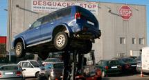 baja coches dgt 2017 desguaces stop a