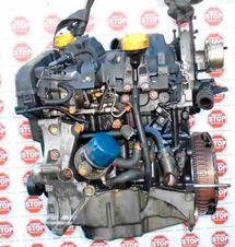 motor k9k nissan desguaces stop